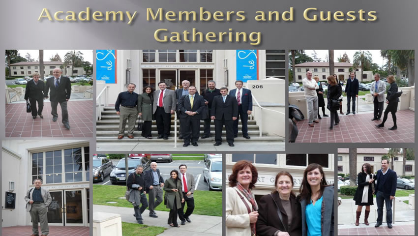 4th Annual Meeting Santa Clara University, Photo Gallery
