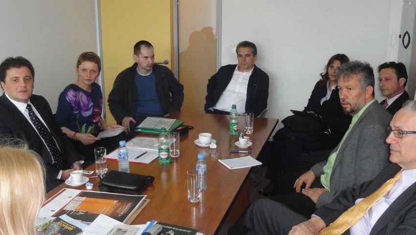 Sastanak S Predstavnicima BHAAAS