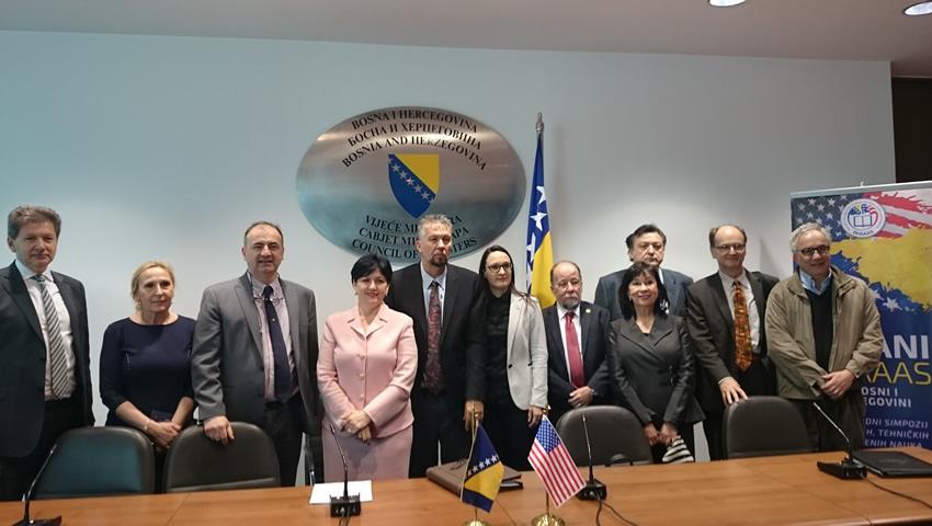 Dani Bosanskohercegovačko-američke Akademije Nauka I Umjetnosti