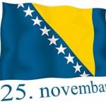Sretan Vam 25. Novembar, Dan Državnosti BiH
