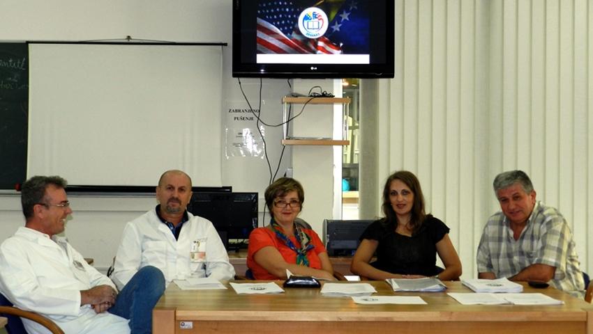 """Press Konferencija U Povodu Održavanja Manifestacije """"Dani BHAAAS Zenica 2011"""""""