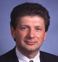 Mirsad Hadzikadic, PhD, First President of the Academy; 2007-2008