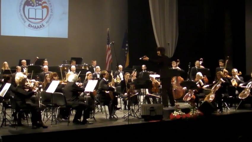 Sarajevska Filharmonija Oduševila Tuzlansku Publiku