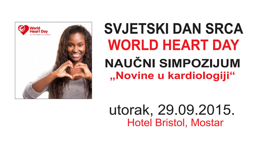 World Heart Day – Scientific Symposium – 29.09.2015