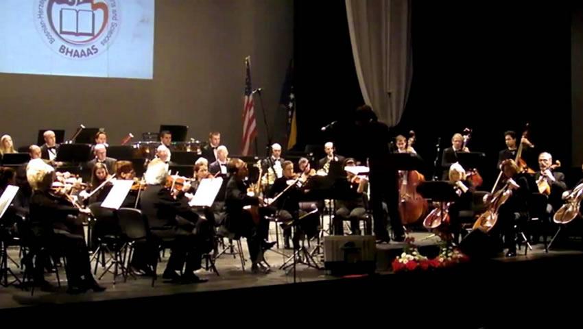 Sarajevska Filharmonija Ove Godine Proslavlja 90 Godina Postojanja