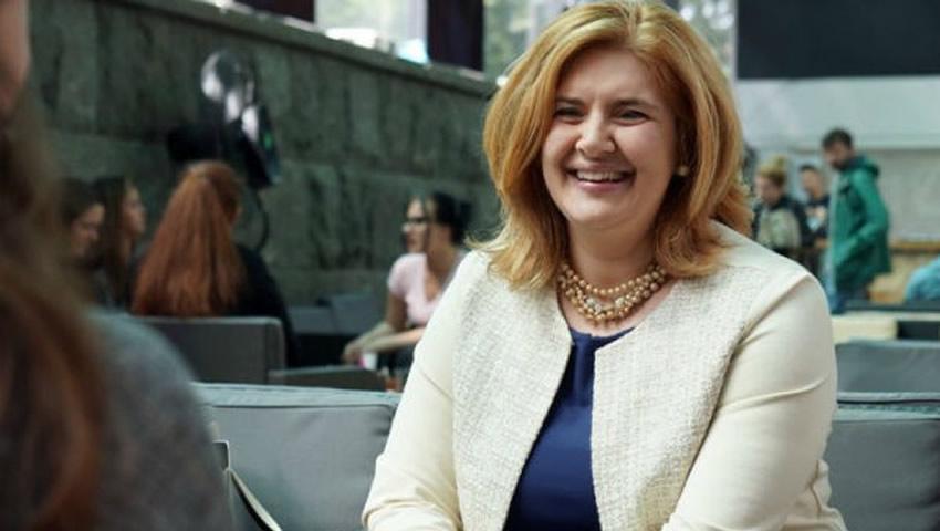 Doktorica Lejla Hadžikadić-Gušić