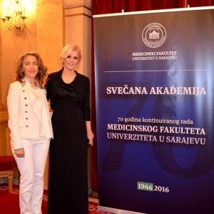 Svecana Akademija Medicinski Fakultet Univerziteta U Sarajevu 3