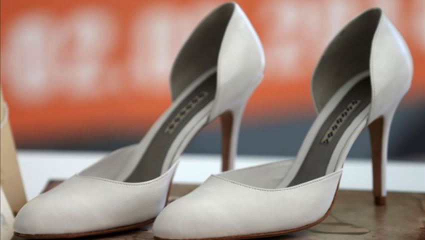 Melania's New Shoes, Or Trouble Afoot In The Balkans?