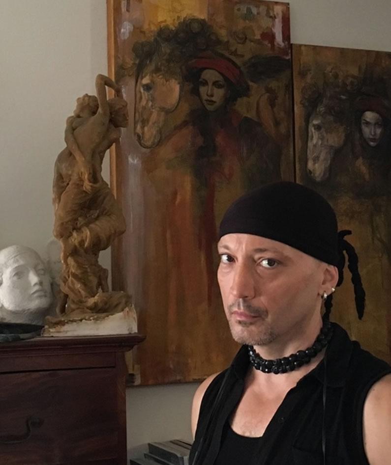 Skulptor Adis Fejzic-