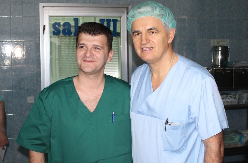 Doktor Drazan Eric-Milomir Ninkovic