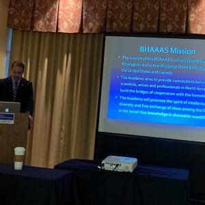 12th Annual BHAAAS Meeting Jacksonville FL 5