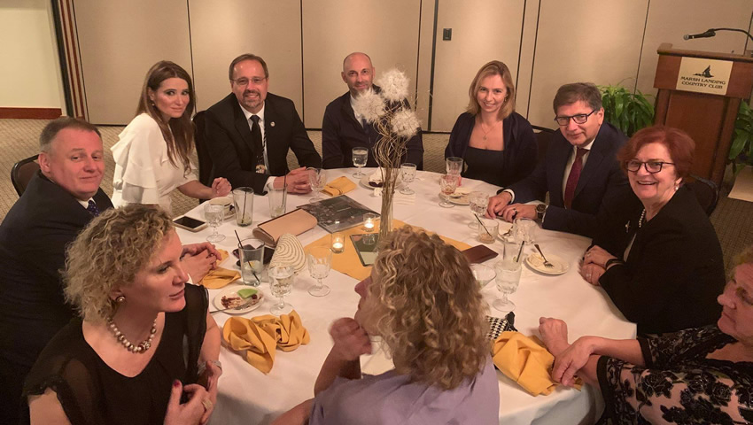 12th Annual Meeting Of BHAAAS In USA – Photo Gallery
