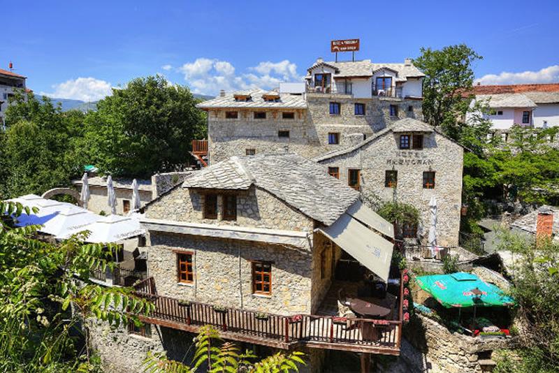 Hotel Kriva Cuprija Mostar