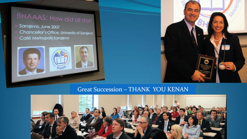 Report On BHAAAS 2011 Annual Meeting In St. Louis