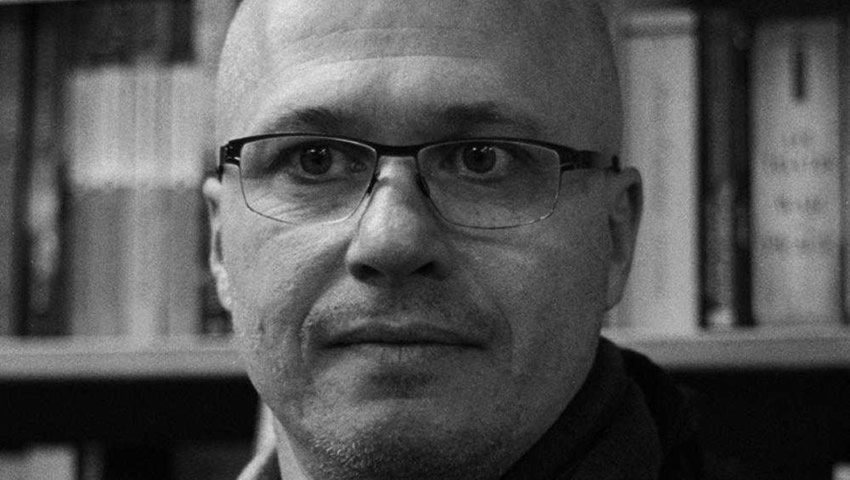 Heartland Fiction Prize Winner Aleksandar Hemon