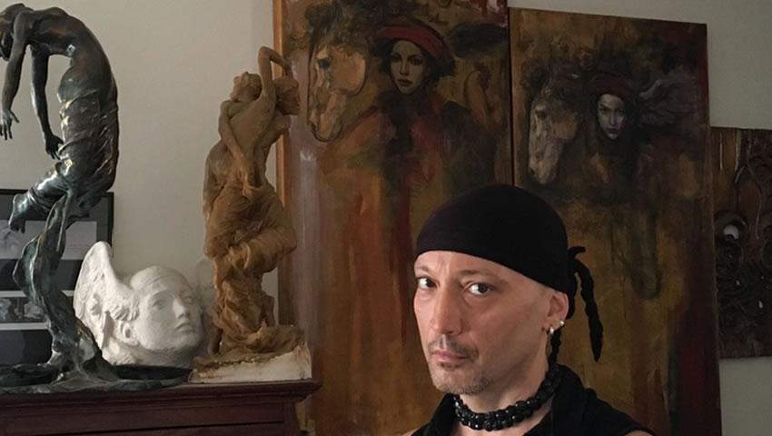 Skulptor Adis Fejzic