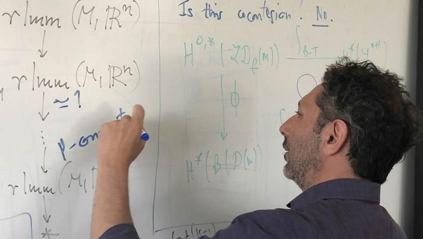 Ismar Volić, Ugledni Profesor Matematike Iz Bostona, Ponovo U BiH