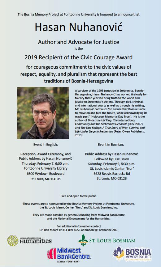 Hasan Nuhanovic Award