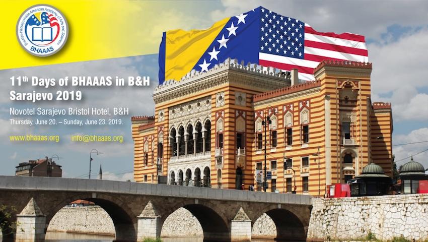 Preliminary program - Sarajevo 2019