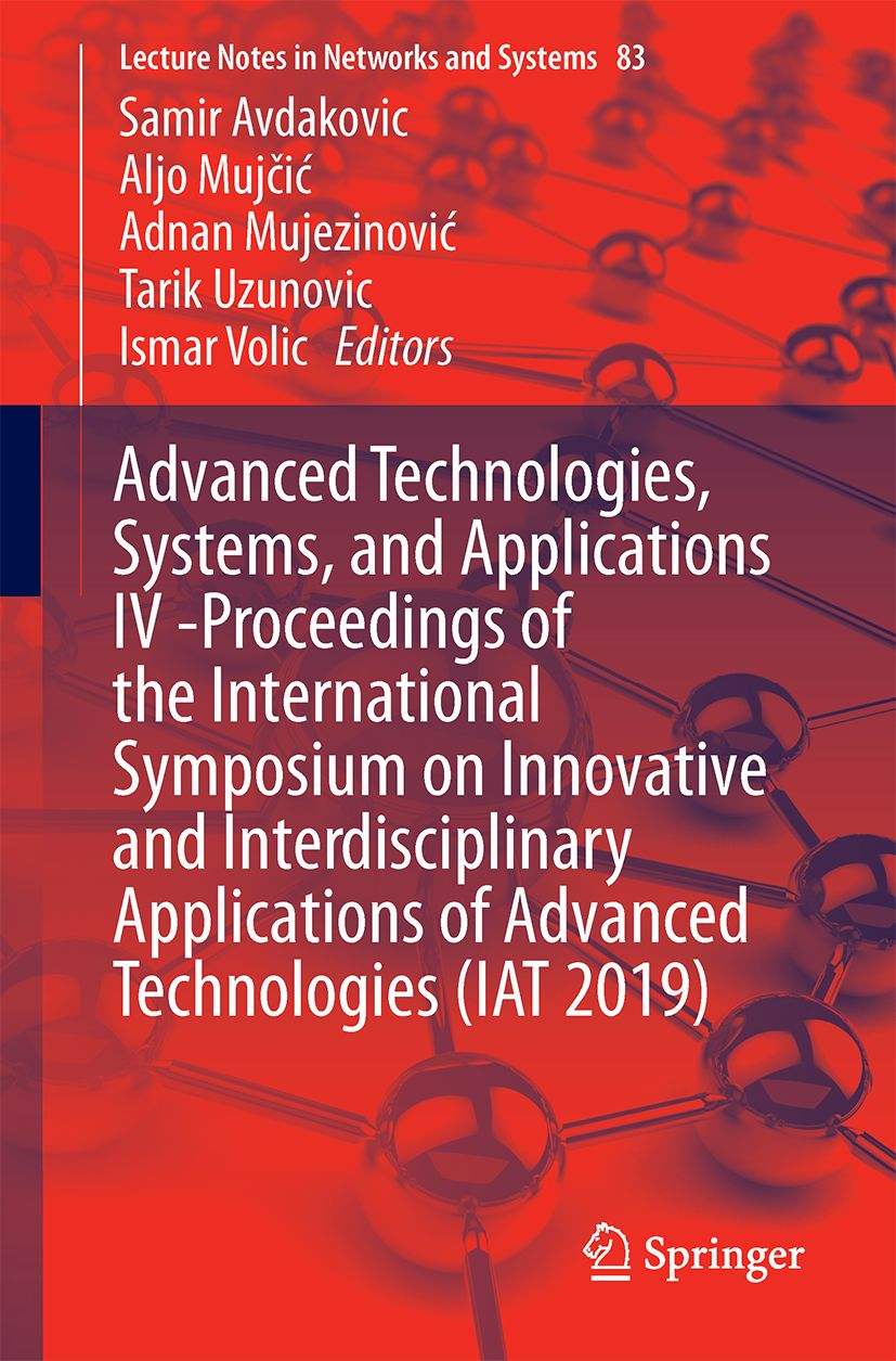 Advanced Technologies Systems and Applications IV