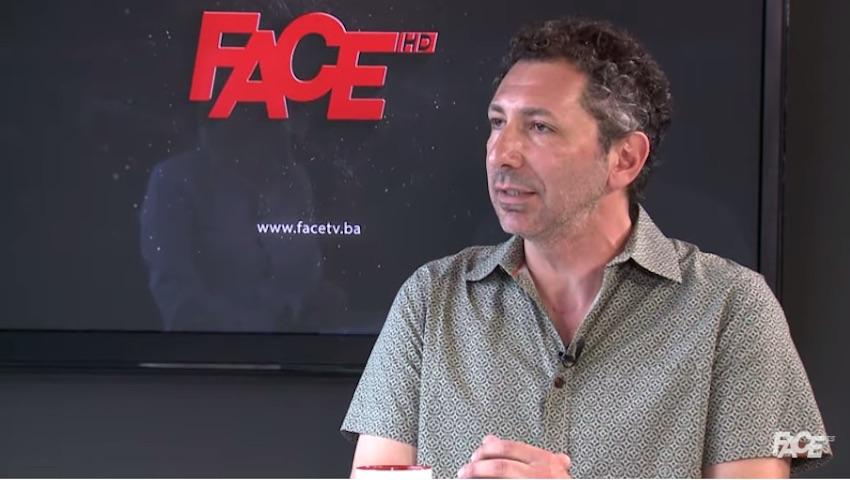 Prof Ismar Volic - Face TV