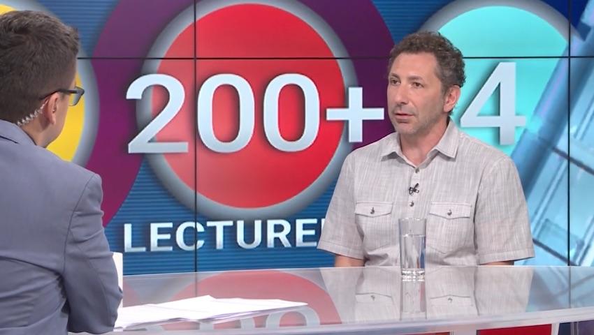 Profesor Ismar Volic Intervju