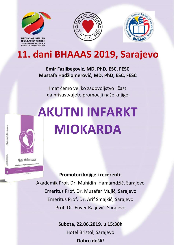 Promocija knjige AIM u Sarajevu
