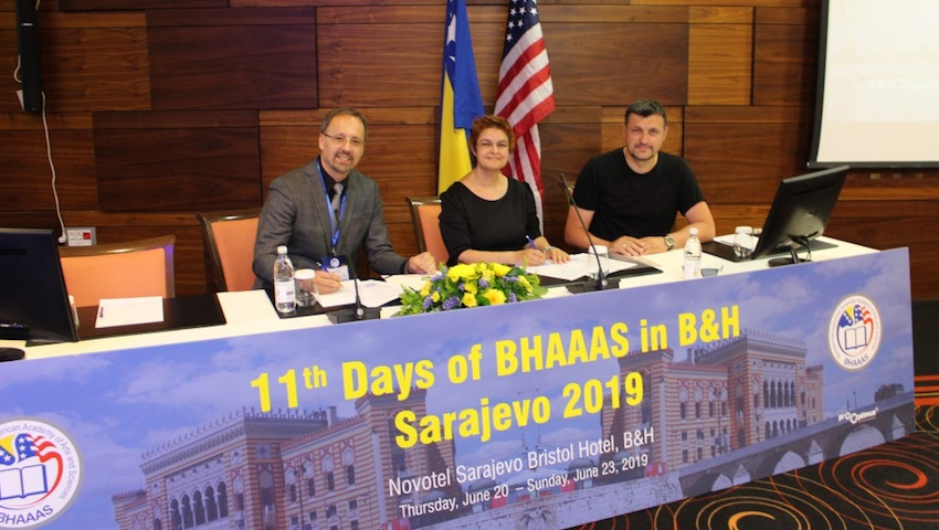 Signed MoU Between IUS And BHAAAS
