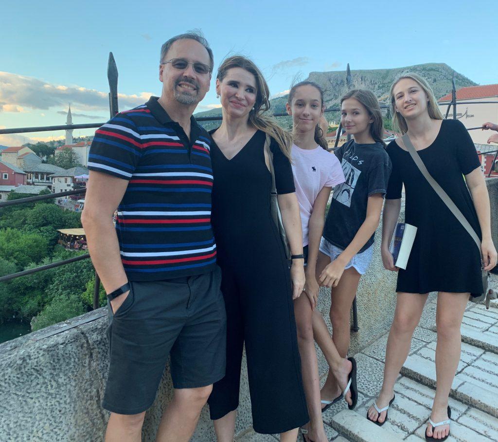 Emir Festic Family