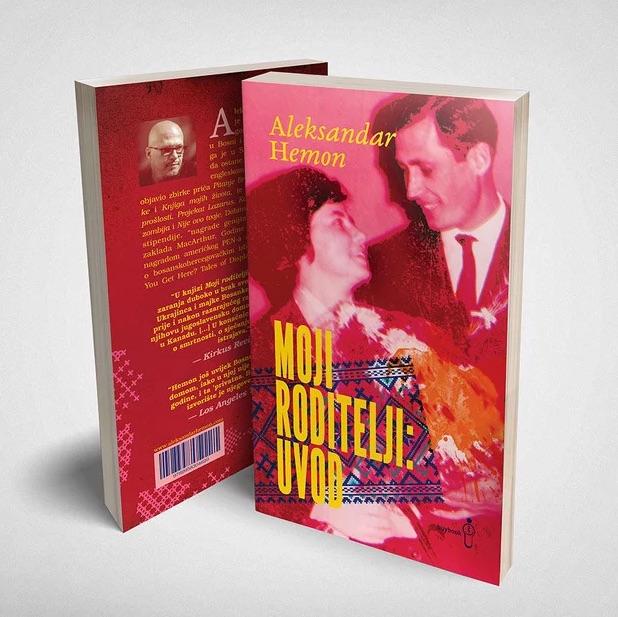 Knjiga Aleksandar Hemona - Moji roditelji - Uvod