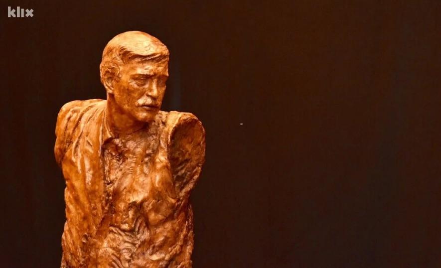 Skulptura Davorin Popovic