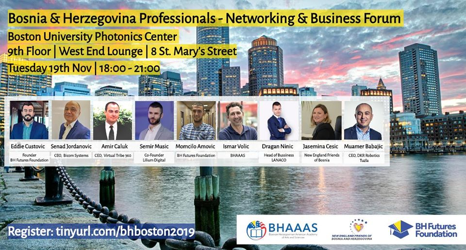 BH Boston Networking - Business Forum