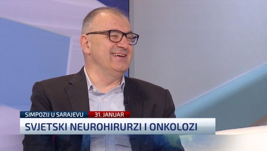 Arnautović I Merhemić O Izazovima Neurohirurgije I Onkologije