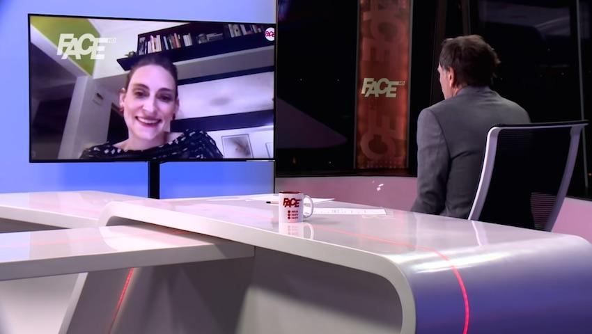 Nasa clanica Ljiljana Djukanovic govori o korona virusu u Portugalu