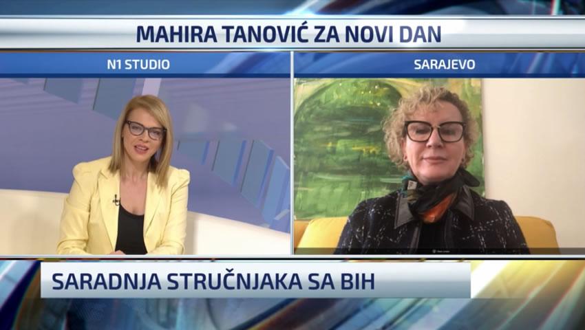 Mahira Tanovic za Novi dan