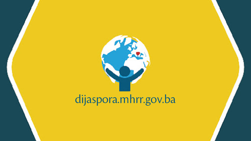 Interaktivni portal za dijasporu iz Bosne i Hercegovine