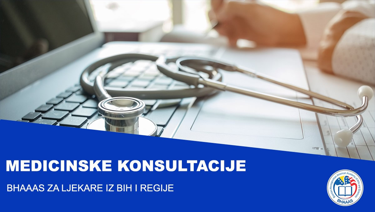 BHAAAS Nastavlja S Konsultacijama Sa Ljekarimaiz BiH I Regije