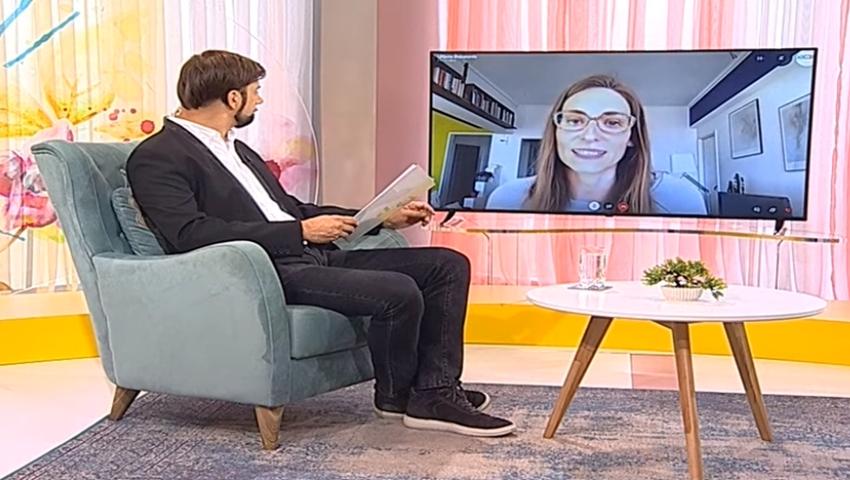 Dr Ljiljana Djukanovic TV OBN