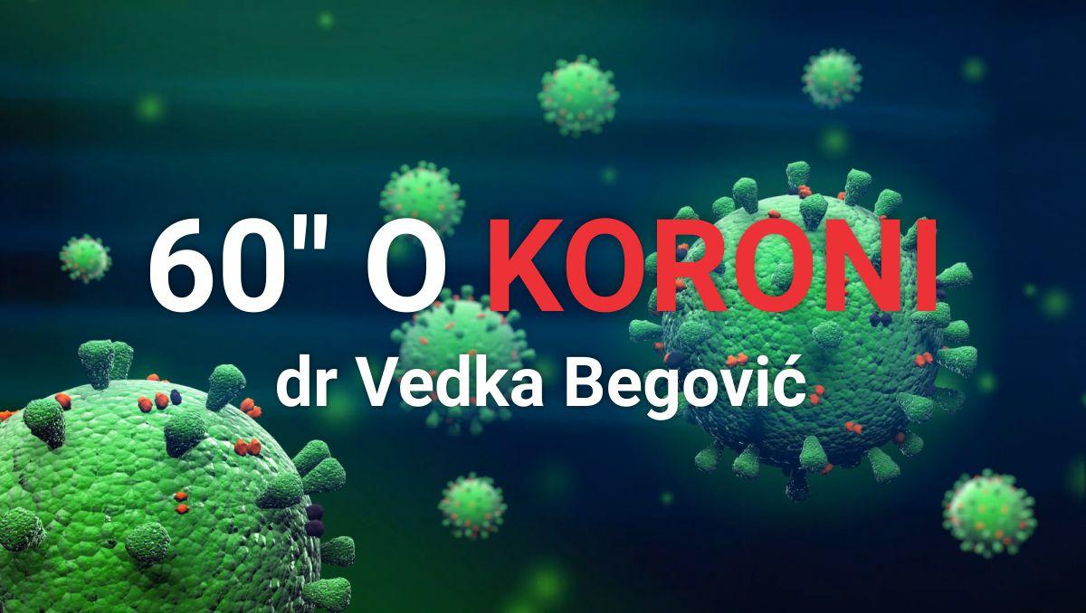 dr Vedka Begovic