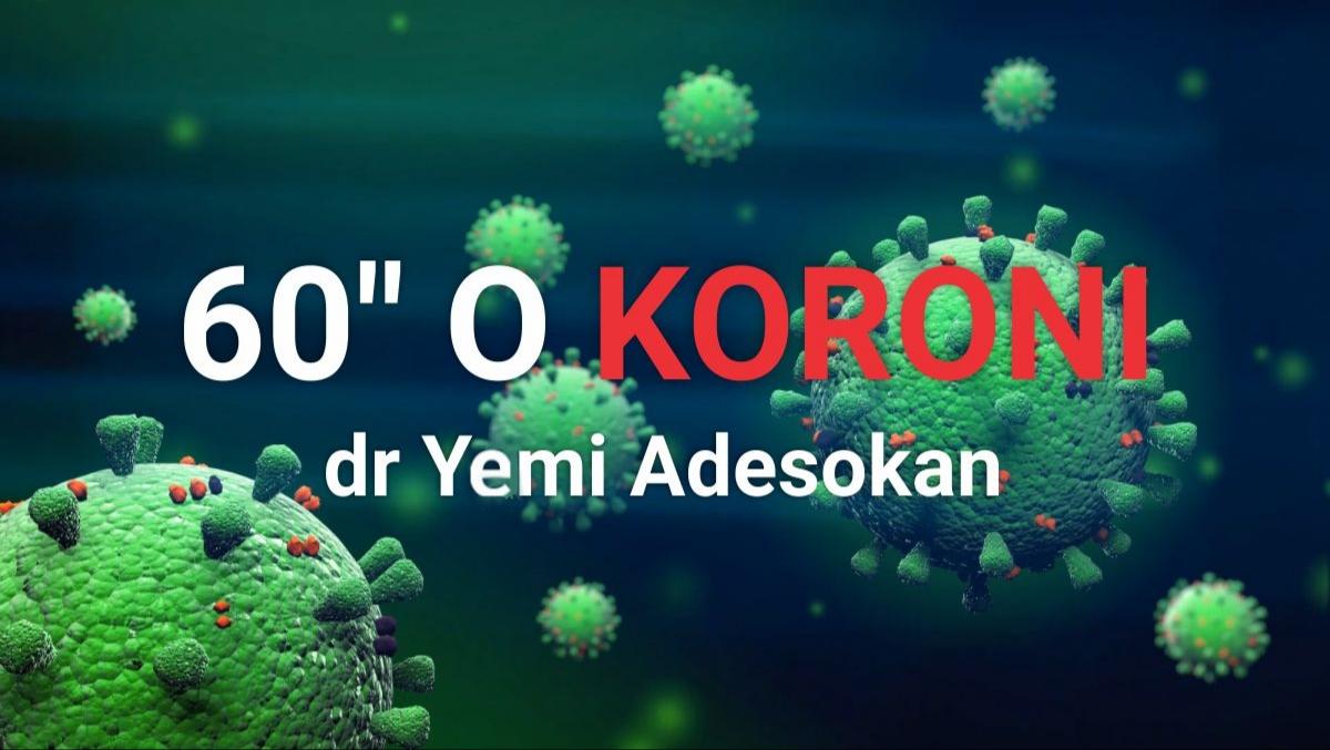 Dr Yemi Adesokan