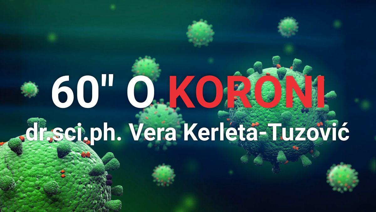 Dr Sci Ph Vera Kerleta Tuzovic