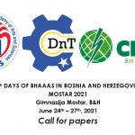 Poziv BHAAAS IAT 2021