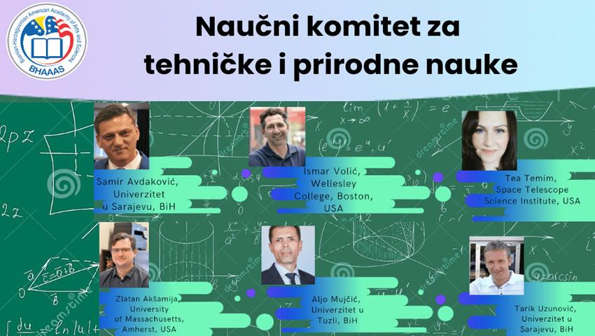 Naucni Komitet Za Tehnicke I Prirodne Nauke-
