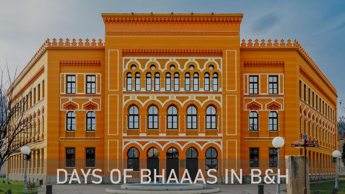 Call For Abstracts/Papers Submission – 12th Days Of BHAAAS In B&H