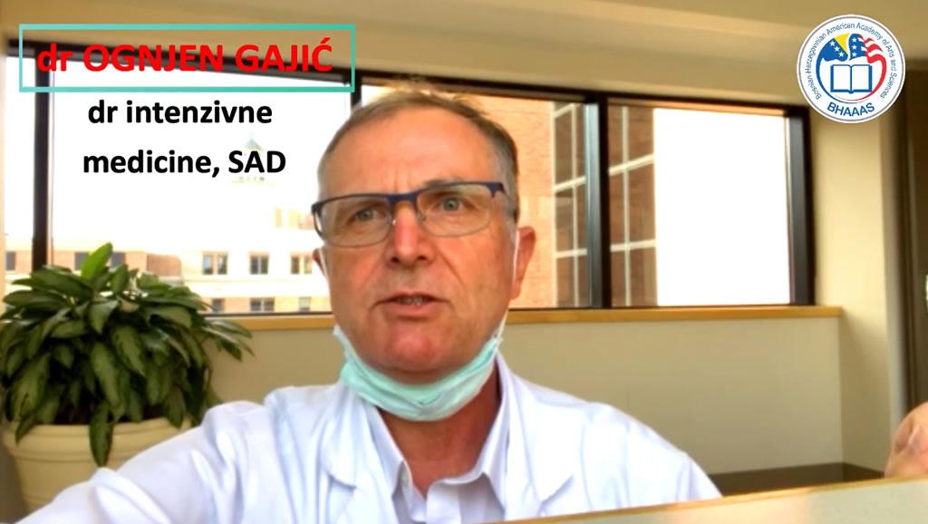 Dr Ognjen Gajic - Klinika Mayo