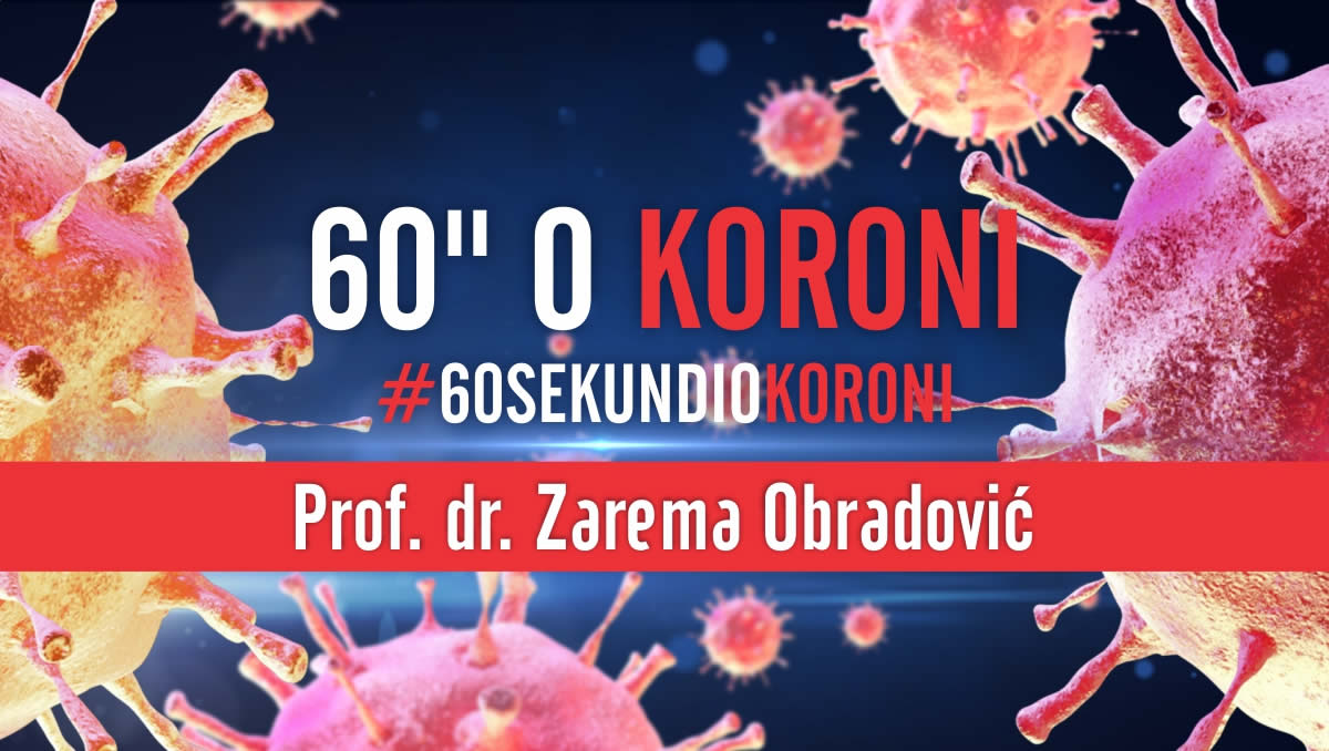 Prof dr Zarema Obradovic