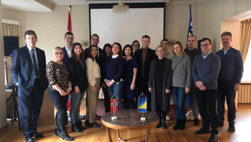 Osnovano Udruzenje Norvesko-bosanskohercegovackih Ljekara I Psihologa