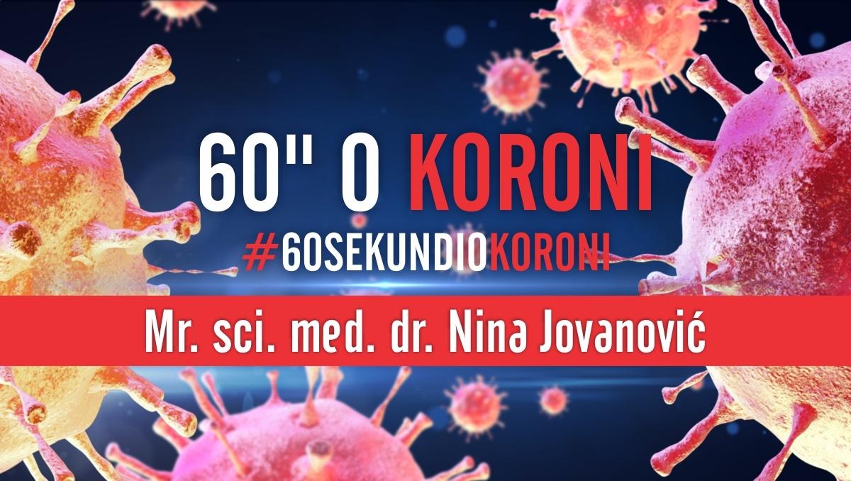 Dr Nina Jovanovic - Oftalmolog Sarajevo
