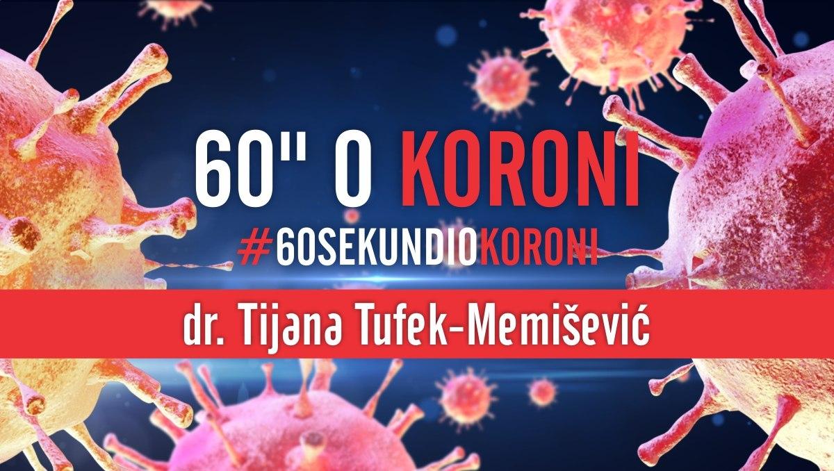 Dr Tijana Tufek-Memisevic