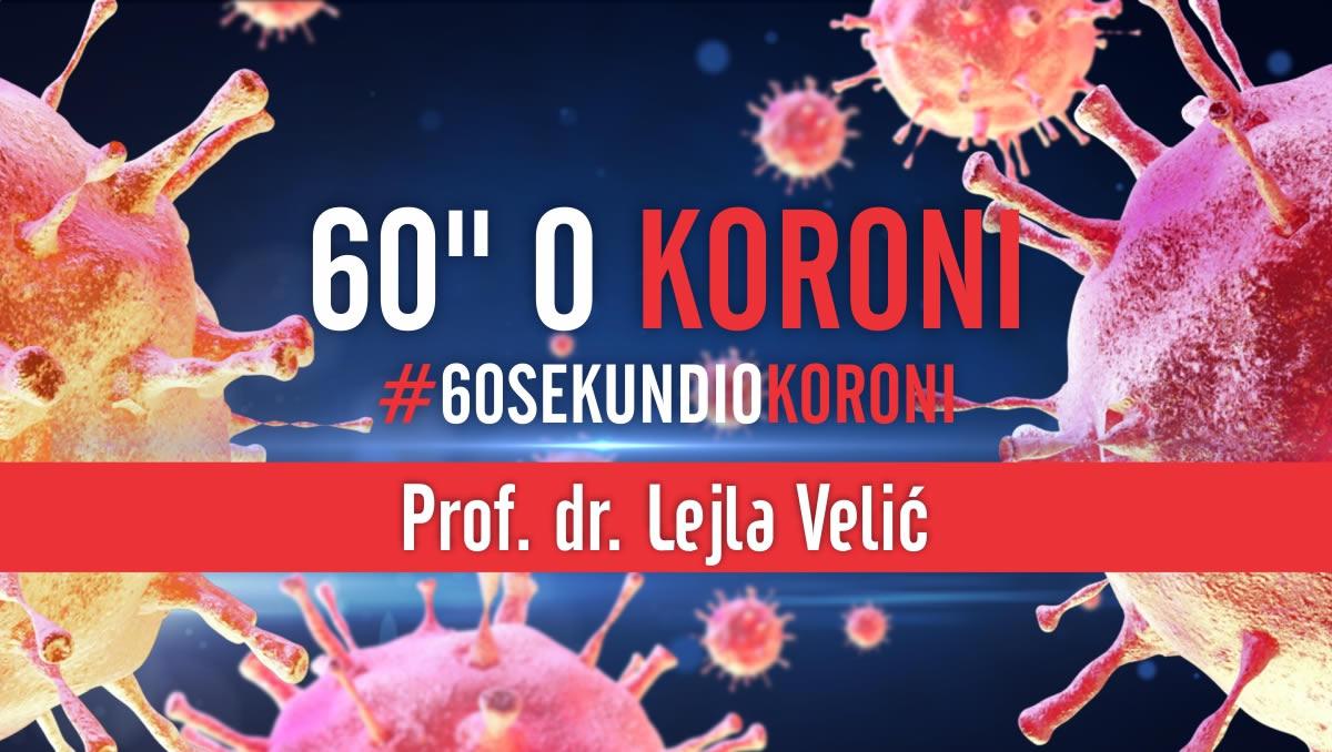 Prof. dr Lejla Velic